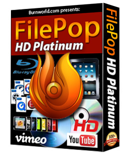 FilePop HD Platinum Discount
