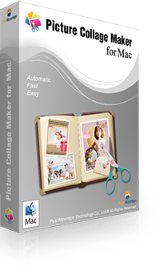 PearlMountain Picture Collage Maker for Mac Discount