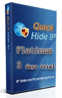 Quick Hide IP Platinum Discount