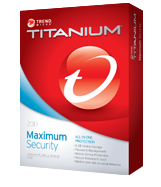 Trend Micro Titanium Maximum Security Discount